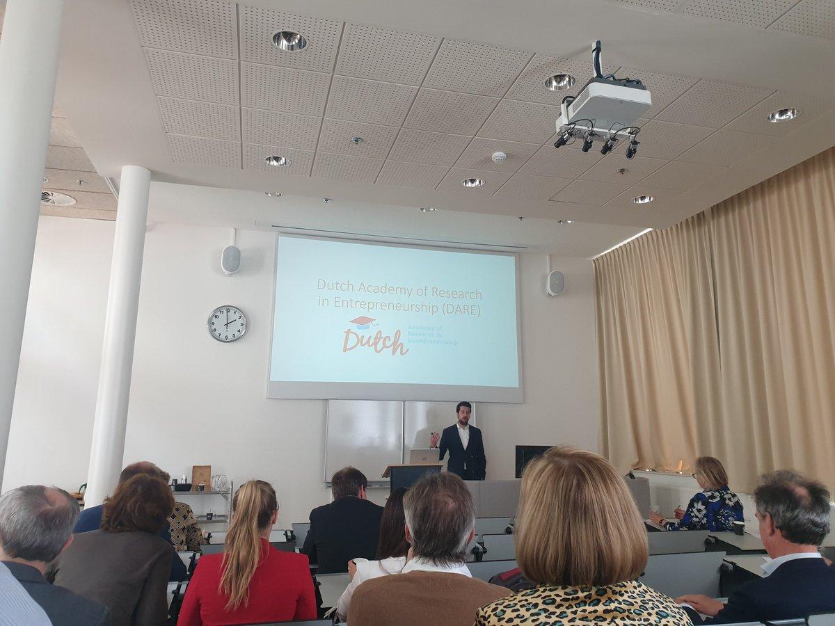 DARE | DARE |Dutch Academy of Research in Entrepreneurship
